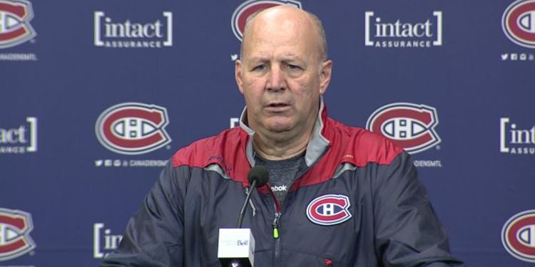 Coach Claude Julien