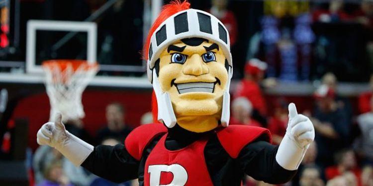 Rutgers Scarlet Knights mascot