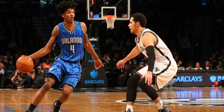 Elfrid Payton of the Magic