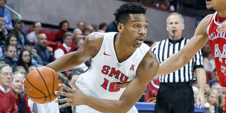 SMU basketball