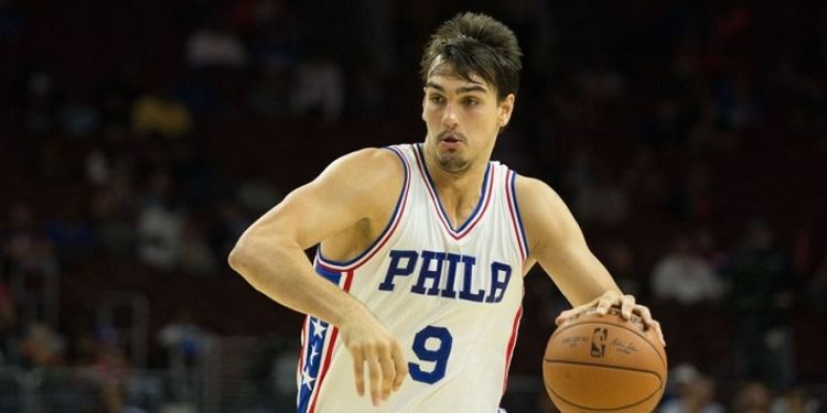 Dario Saric of the 76ers