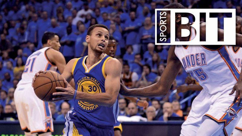 Sports BIT | Warriors vs Thunder | NBA Picks - SBR Video