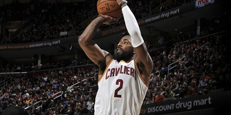 Cleveland Cavaliers player in action