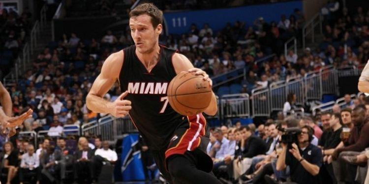 Goran Dragic of the Heat