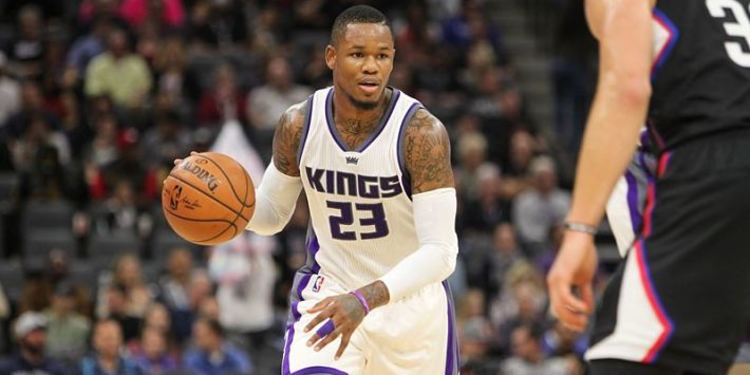 Sacramento Kings player Ben McLemore in action