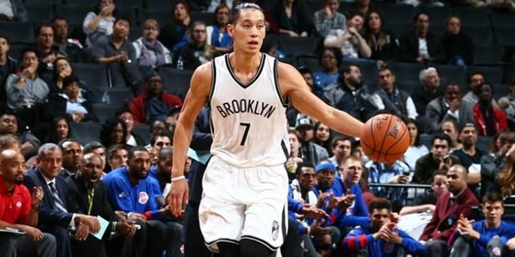 Brooklyn Nets player Jeremy Lin