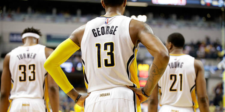 Indiana Pacers players