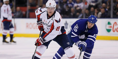 Maple Leafs vs Capitals playoffs