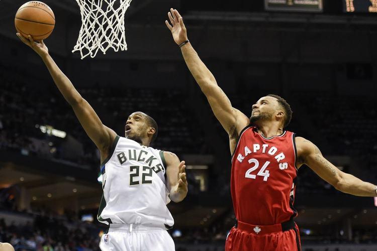 Bucks vs. Raptors game 2
