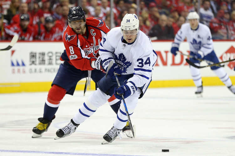 Maple Leafs Capitals Game 5