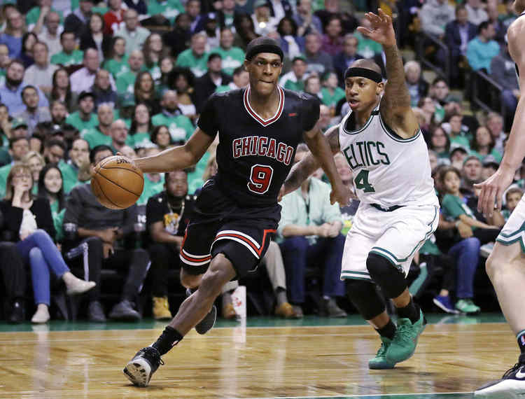 Bulls vs. Celtics playoff game