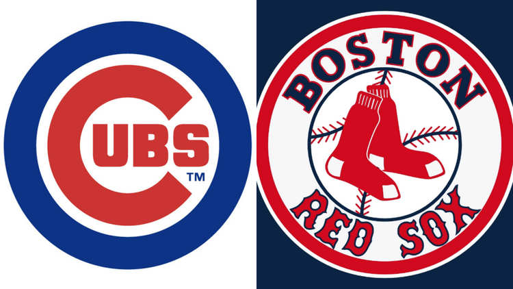 cubs red sox