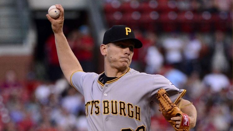 Pirates pitcher Chad Kuhl