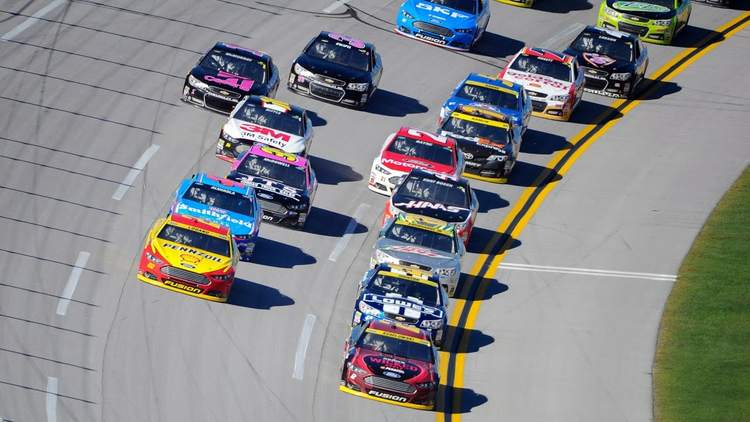 sportsbook casino review final results of nascar race