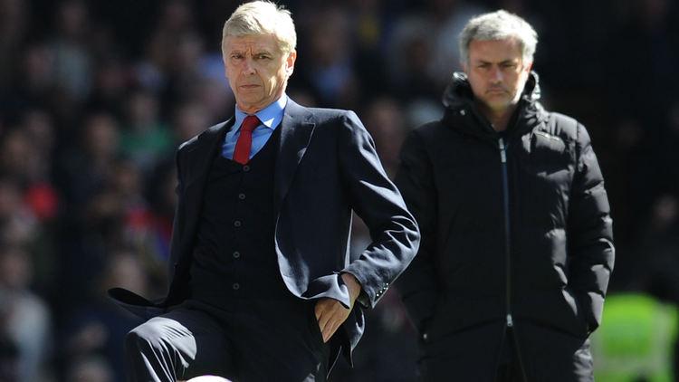 Arsene Wenger Mourinho