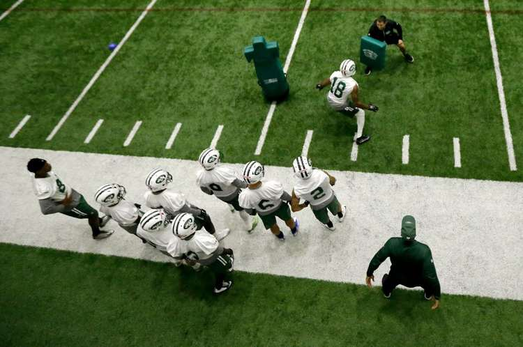 New York Jets players