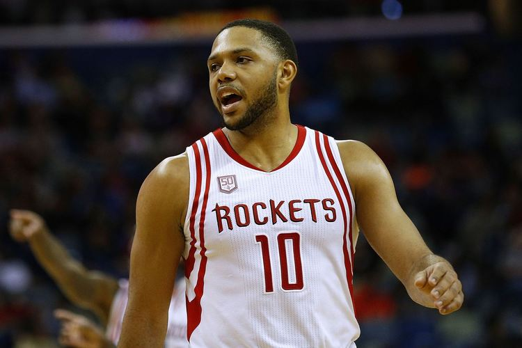 Houston Rockets player Eric Gordon