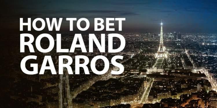 Roland Garros betting
