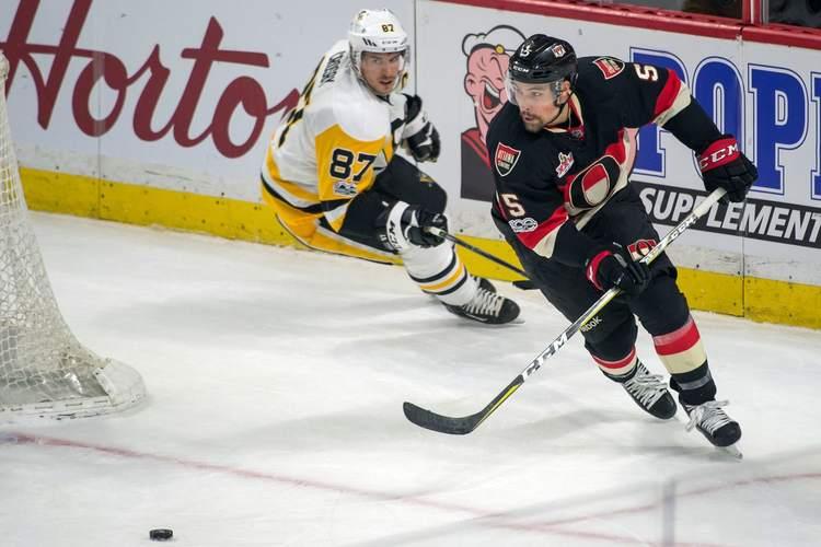 Senators vs Penguins