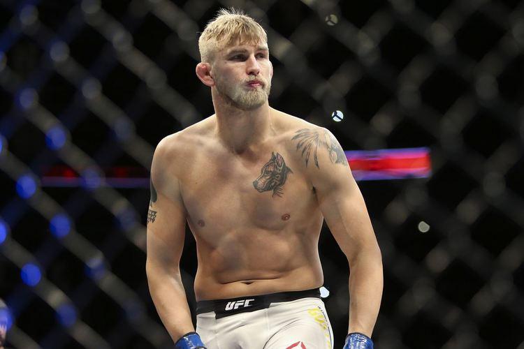 UFC professional fighter Alexander Gustafsson