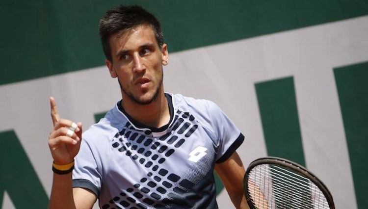 Tennis player Damir Dzumhur