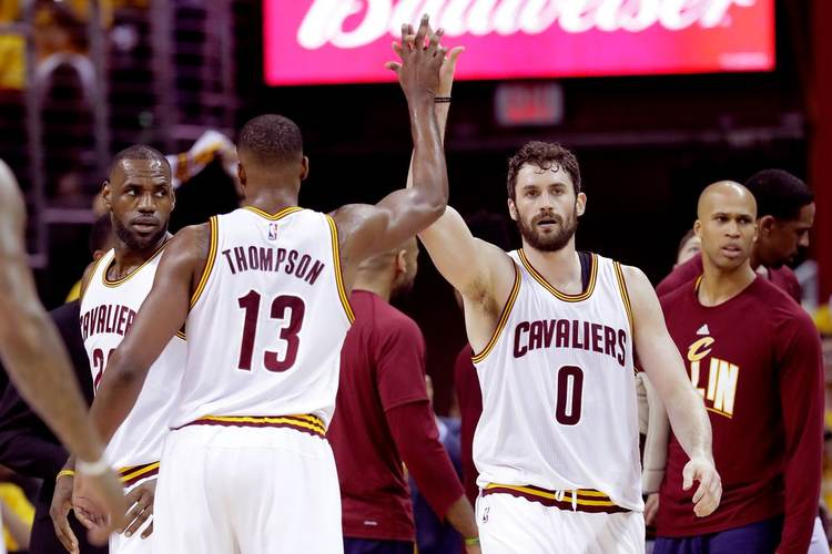 tristan thompson kevin love