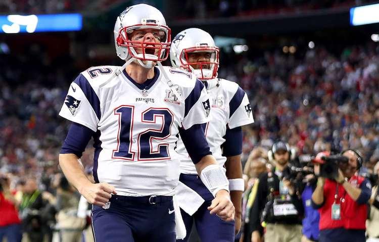 Tom Brady NE Patriots