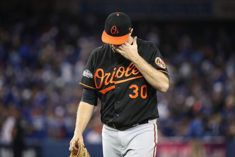 Tillman broken and this doesn;t bode well for Orioles backers!