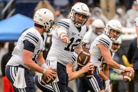 BYU vs. LSU for your College Football Picks Early in the 2017 Season!