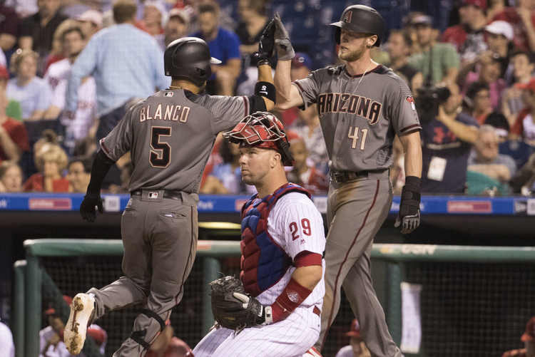 Phils and Dbacks play for our MLB picks today.