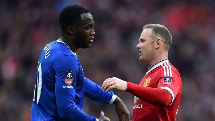 Lukaku & Rooney