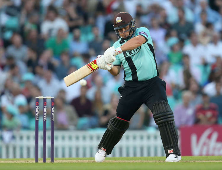 Finch blasting at bat for Surrey and your cricket betting picks