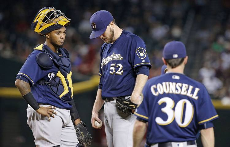 Back the Brewers Today for your MLB picks.