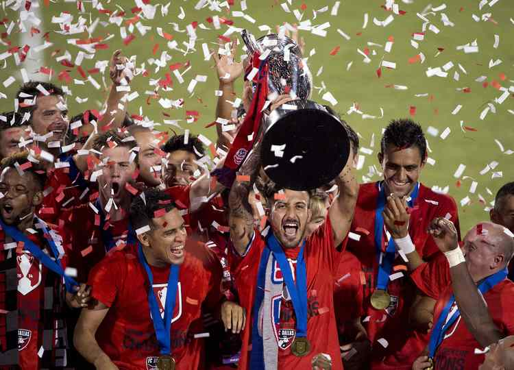 FC Dallas And Chicago are Top Contenders on the Futures Odds Boards