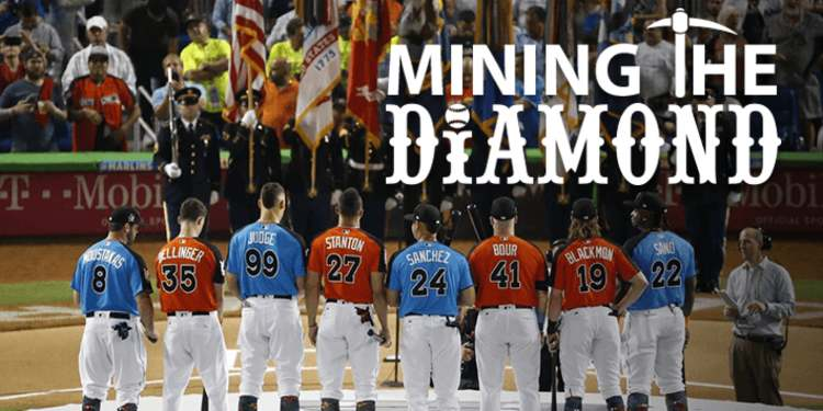 Mining The Diamond July 11th