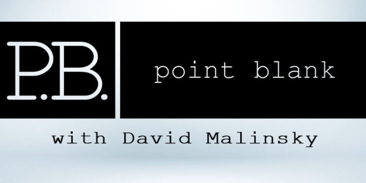 Point Blank With Dave Malisnky