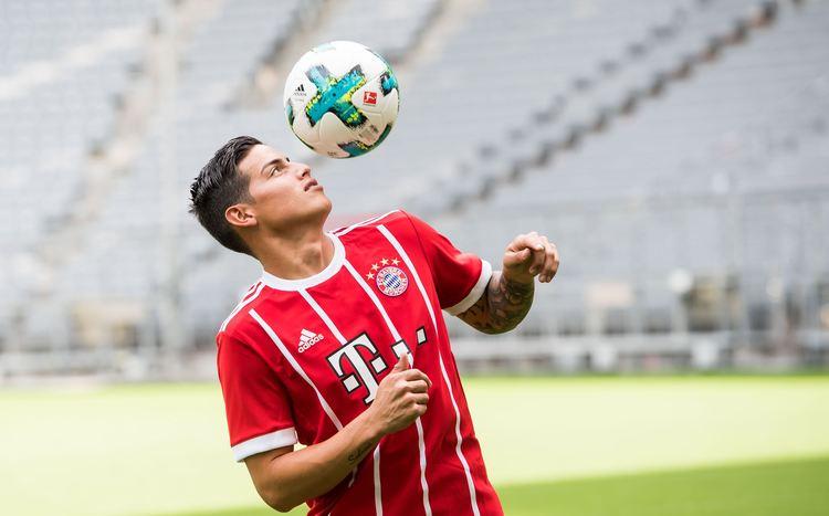 James RodriguezJames Rodriguez