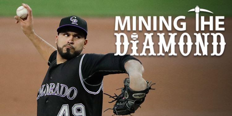 mining diamond