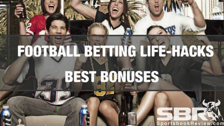 Best Bonuses for football betting