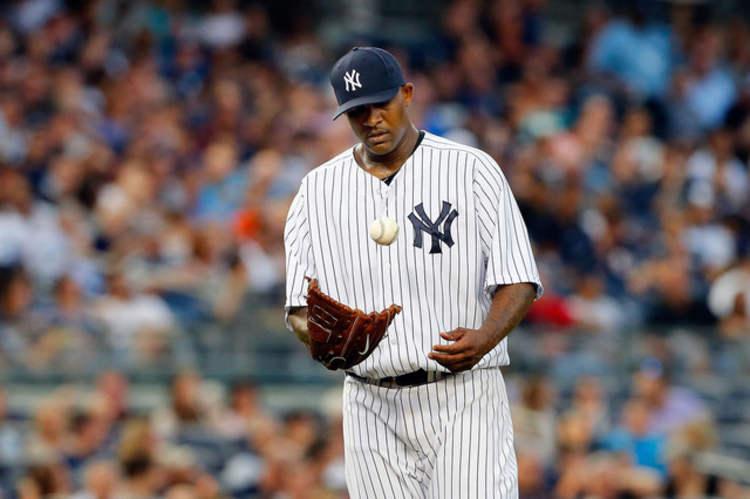 CC Sabathia Yankees