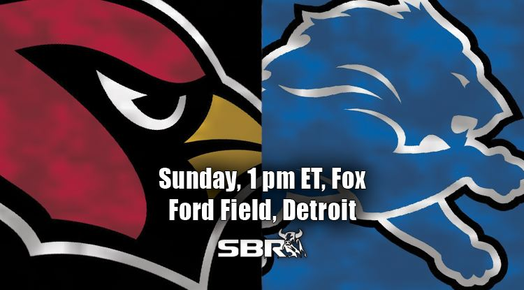 nfl week 1 cardinals lions