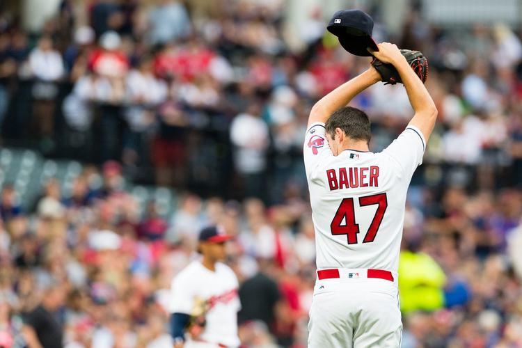 Cleveland Indians Bauer