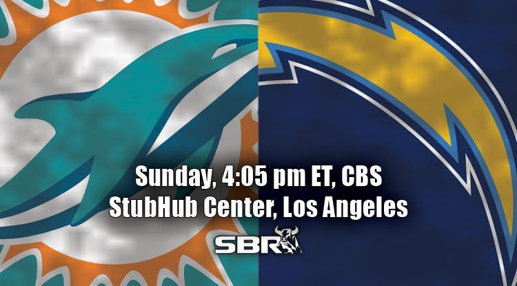 nfl week 2 dolphins chargers