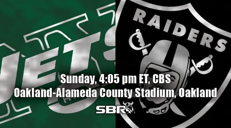 nfl week 2 jets raiders