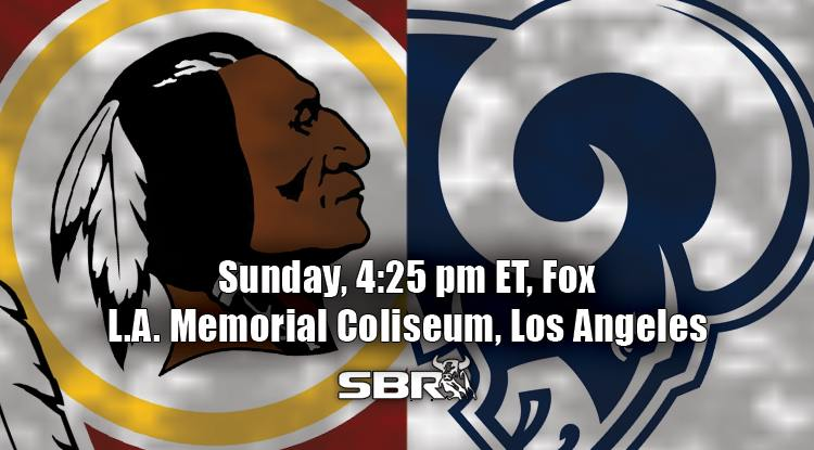 nfl week 2 redskins rams