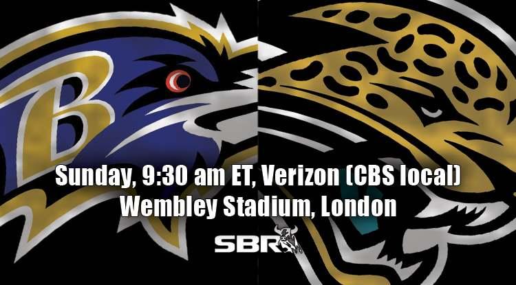 nfl week 3 ravens jaguars