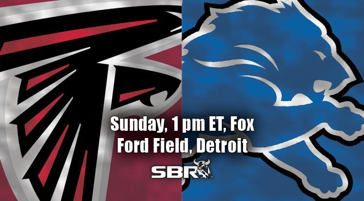 nfl week 3 falcons lions