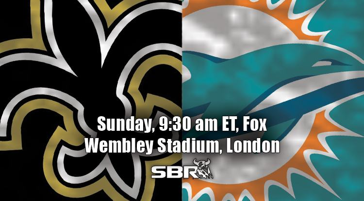nfl week 4 dolphins saints