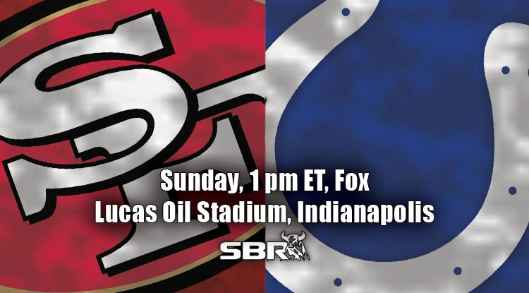 nfl week 5 49ers colts