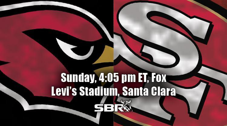 nfl week 9 cardinals 49ers